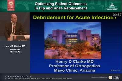 PRACTICE PEARLS: A Role for Debridement of Acute Infection